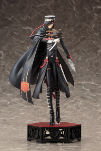 ARTFX J Lelouch Lamperouge w/ extra face A/B