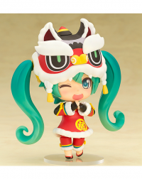 Nendoroid Hatsune Miku Dancing Lion Ver. Pre-owned