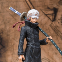 One Piece Figurarts ZERO - Trafalger Law - Seven Warlords of Sea