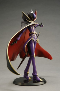 "G.E.M. Lelouch Lamperouge ""Zero"" 1/8 A/B"