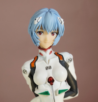 Rei Ayanami Ichiban Kuji Lawson Ver. Pre-Owned