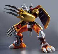 D-Arts Wargreymon: Digimon Adventure Pre-owned