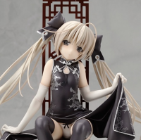 Yosugano Sora Black China Dress Ver. 1/7 A/A