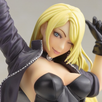 DC Comincs Black Canary 1/7 Pre-owned