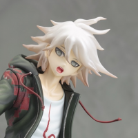 ARTFX J Nagito Komaeda 1/8 with Extra Face Pre-owned