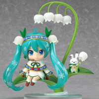 Nendoroid Snow Miku: Snow Bell Ver. Pre-owned