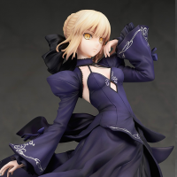Saber Alter Artoria Pendragon 1/7 Pre-owned