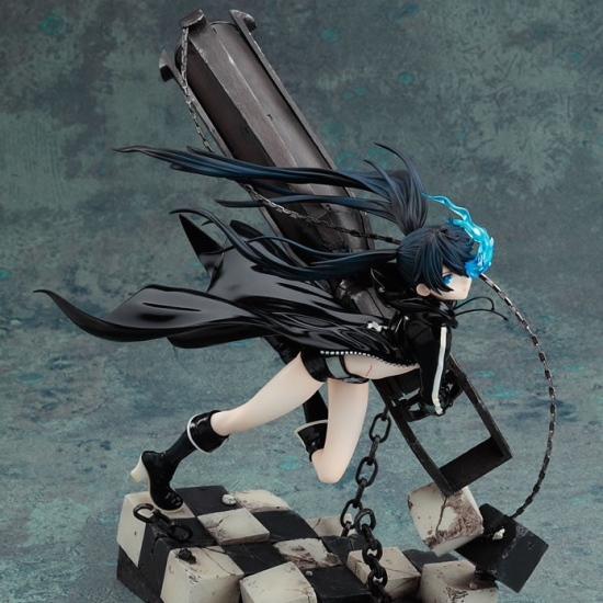 Black Rock Shooter -animation version- A/A - Click Image to Close