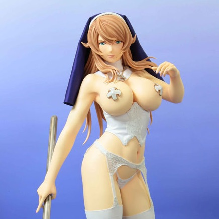 Queen's Blade Rebellion Siggy 1/2.5 A/B - Click Image to Close