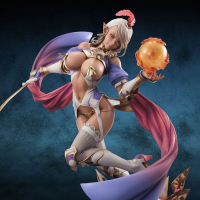 Bikini Warriors Dark Elf DX Ver. A/A