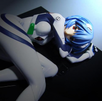 Rei Ayanami 1/8 Alter Pre-Owned