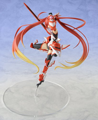 Tail Red 1/8 New