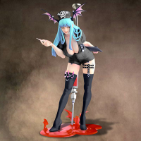Morrigan Aensland CFB Creator's Model Black Nurse Ver. Pre-owned