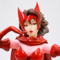 Scarlet Witch 1/8 Kotobukiya Pre-owned