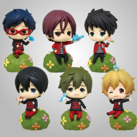 Free! Eternal Summer Flower Afternoon Complete Set Pre-owned