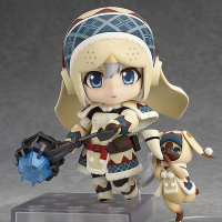 Nendoroid Hunter: Female - Lagombi Edition Pre-owned