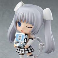 Nendoroid Miss Monochrome Pre-owned