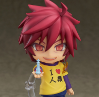 Nendoroid Sora with Novel Pre-owned