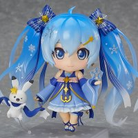 Nendoroid Snow Miku: Twinkle Snow Ver. Pre-order for Jul.