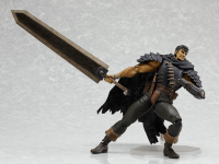 figma Guts: Black Soldier ver. Pre-owned