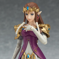 figma Zelda Twilight Princess Ver. Pre-owned