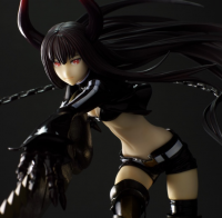 Black Gold Saw Animation Ver. 1/8 Pre-owned