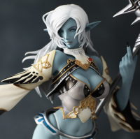 Lineage 2: Dark Elf 1/7 Max Factory A/B