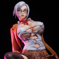 Meiko Shiraki Hdge Technical Statue No.9 A/A