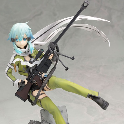 Sinon Phantom Bullet A/A - Click Image to Close