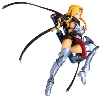 Revoltech Queen's Blade Reina Pre-owned