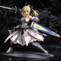 Saber Lily Distant Avalon 1/7 Pre-owned