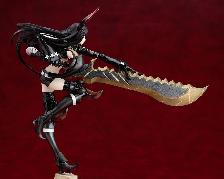 Black Gold Saw Animation Ver. 1/8 A/A - Click Image to Close