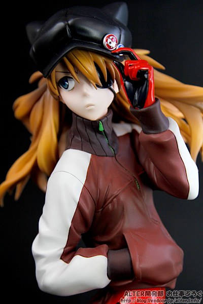 Shikinami Asuka Langley Jersey Ver. 1/7 A/B - Click Image to Close