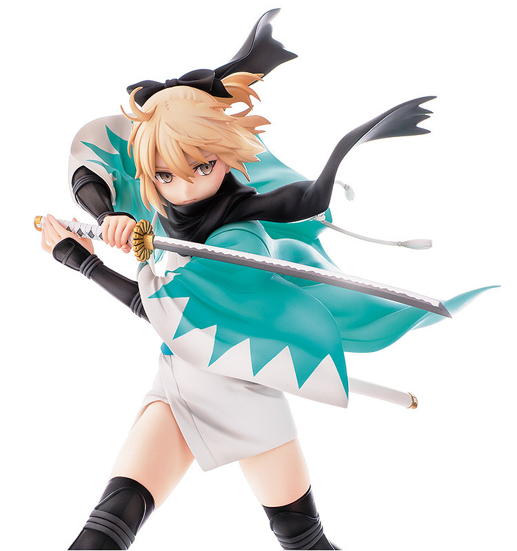 Saber Soji Okita 1/7 A-/B - Click Image to Close