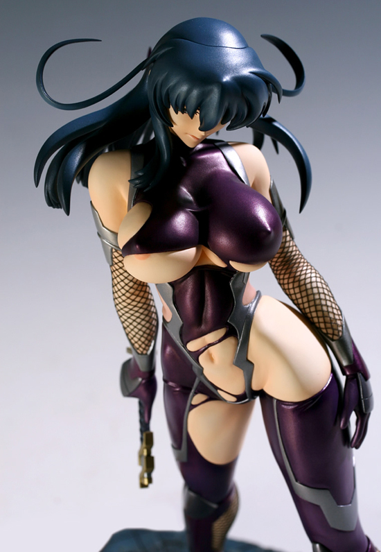 Taimanin Asagi - Igawa Asagi -1/6 PVC New - Click Image to Close