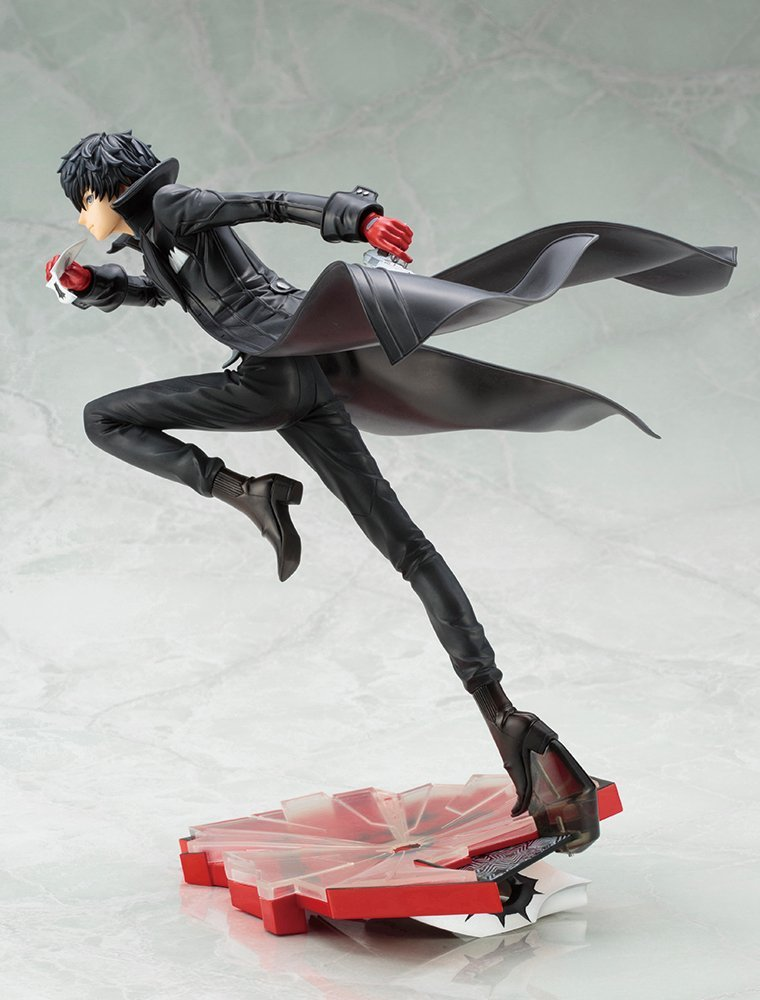 Shujinkou 1/8 Kaitou Ver. w/extra face A/B - Click Image to Close