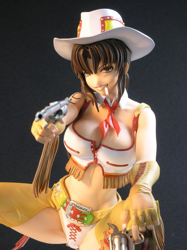 Revy Cowgirl 1/4 S/A - Click Image to Close