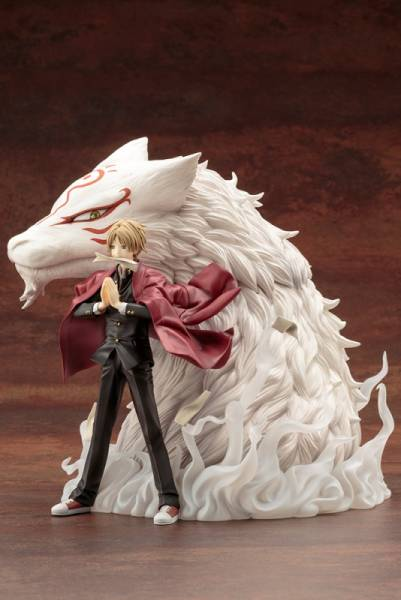 ARTFX J Takashi Natsume & Madara 1/8 A/B - Click Image to Close