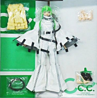 C.C. Action Figure Collection Limited A/A