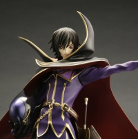 "G.E.M. Lelouch Lamperouge ""Zero"" 1/8 A/A"