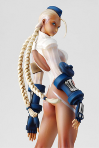 Cammy Authentic White 1/6 A/A