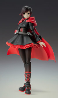 Ruby Rose Super Action Statue A/A
