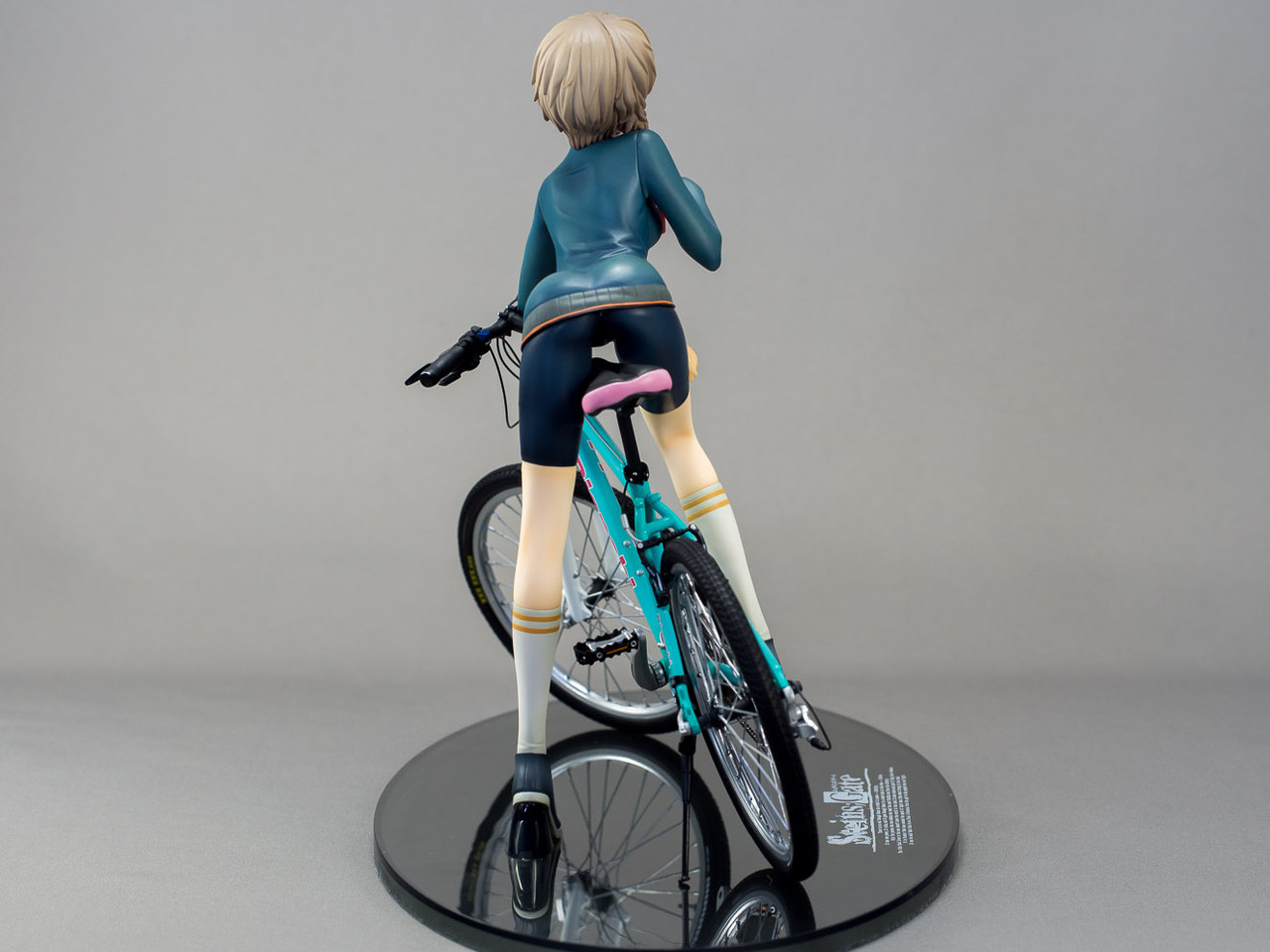 Amane Suzuha Bicycle Alter - Click Image to Close