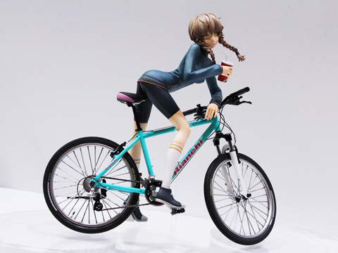 Amane Suzuha Bicycle Alter A-/B - Click Image to Close