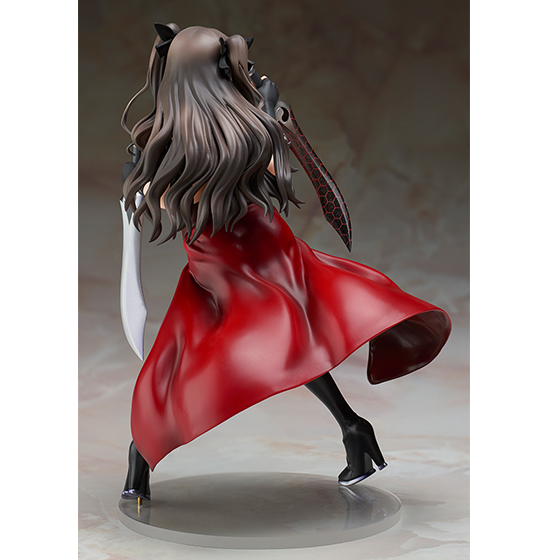 Tohsaka Rin Archer Costume Ver. 1/7 S/B - Click Image to Close