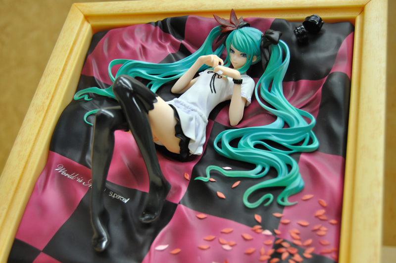 Miku Hatsune: World is Mine Natural A/B - Click Image to Close