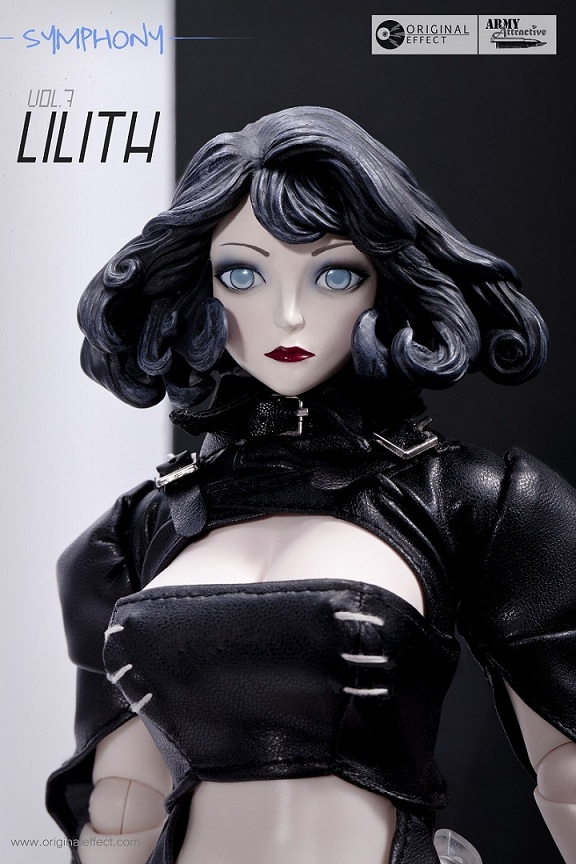 Lilith 1/6 A-/B - Click Image to Close