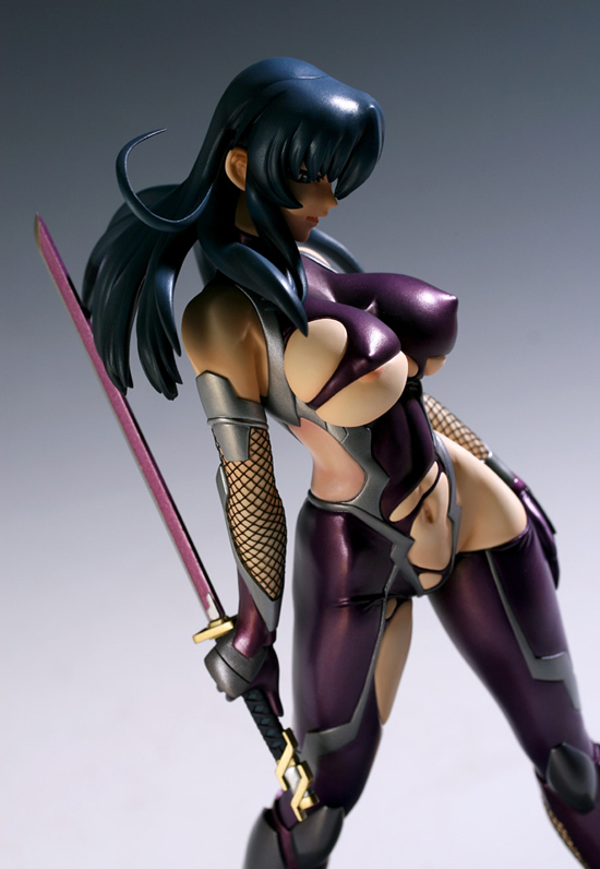 Taimanin Asagi - Igawa Asagi -1/6 PVC A/B - Click Image to Close